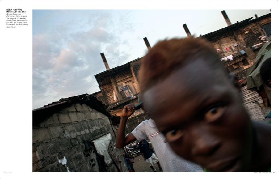 Polka August - Liberia