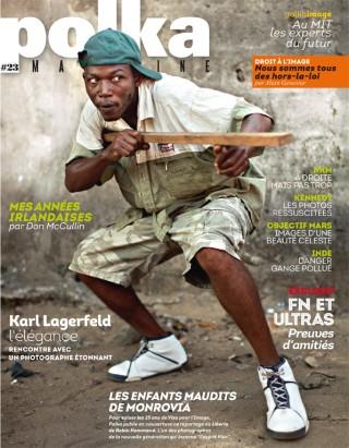 Cover Polka - Liberia